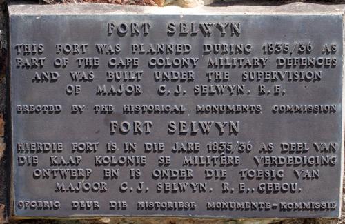 Fort Selwyn History